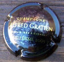 capsule de champagne alfred gratien millesime 2005 NR