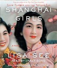 Shanghai Girls by Lisa See UNABRIDGED CDs Brand New & On SALE!