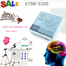 CE proved Digital 32-channel EEG &MAPPING System,Software,Tripods,Brain Electric