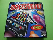 Mastermind - Wer knackt den geheimen Farbcode?