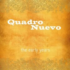 QUADRO NUEVO - THE EARLY YEARS (10CD EARBOOK)  10 CD NEW!
