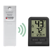 308-1409BT La Crosse Technology Wireless Thermometer with TX141-BV2 Sensor