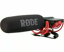 Rode Videomic Microphone Kit with Fuzzy Windjammer Rycote Lyre Suspension
