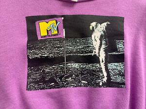 MTV  Sweater Cropped Women Small