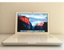 "Apple MacBook 13"" Core 2 Duo 2.26Ghz 4GB 250GB White Unibody 2009"
