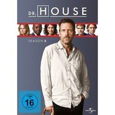 DR.HOUSE SEASON 5 - 6 DVD NEUWARE HUGH LAURIE,LISA EDELSTEIN,OMAR EPPS