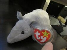 TY BEANIE BABIES TANK THE ARMADILLO MINT CONDITION NEW WITH TAG