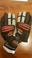 motorcycle BMW MOTORRAD GS GLOVES RALLYE 3. RED, ROJOS, SIZE XL new / nuevos