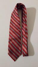 NEW!! Genesis Handmade Silk Red Necktie