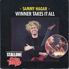 WINNER TAKES IT ALL - THE FIGHT ( dal Film OVER THE TOP ) # SAMMY HAGAR