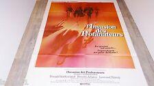 L'INVASION DES PROFANATEURS   !  affiche cinema 1978