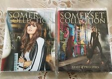Lot 2 Somerset Collection Holiday Magazine Troy Michigan Mall Detroit 2015 2016