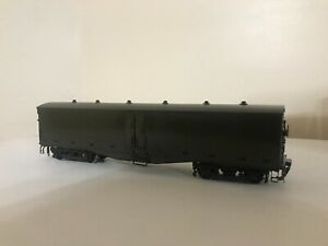 Southwind Models brass NYC express milk car