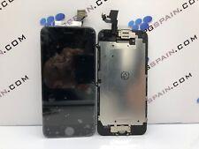 Pantalla Completa LCD+Tactil iPhone 6G NEGRA chasis+Altavoz+Cámara frontal