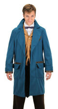 Fantastic Beasts and Where To Find Them Newt Scamander Mens Coat Licensed Sm/Md