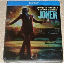 The Joker Steelbook Blu Ray / Import / REGION FREE WORLDWIDE SHIPPING