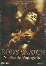 DVD/ Body Snatch - Schatten der Vergangenheit !! NEU&OVP !!