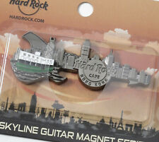 HARD ROCK CAFE *** HONG KONG *** SILVER CITY SKYLINE SERIES MAGNET~ AWESOME !!