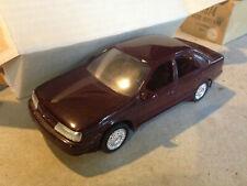 1989 Ford Taurus SHO  Dealer Promo Model Car with Original Box