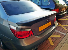 BMW E60 trunk spoiler ducktail lip Duck bill Tail M5 duckbill CSL rear DTM M 5
