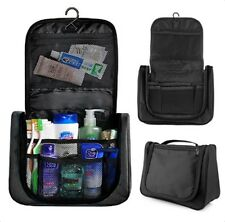 Multifunctional Travel Package Waterproof Wash Bag Hanging Toiletry Kit Organize
