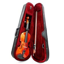 Violin 4/4 ADULT SIZE Musical Instrument W/Case & Bow | Bond FIDDLE Cecilio Dan
