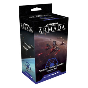 Star Wars Armada Separatist Fighter Squadrons Expansion Board Game NEW