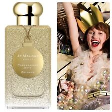 Jo Malone Pomegranate Noir SOLD OUT Gold Glitter All That Sparkles 100ml Boxed