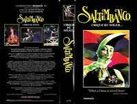 *- VHS -  Cirque du SOLEIL - SALTIMBANCO -   (1994)