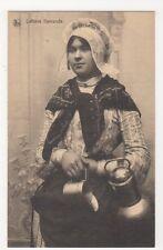 Belgium, Lattiere Flamande Postcard, B274