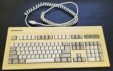 Vintage Packard Bell AT keyboard - CLEAN - 5pin DIN - Metal base! FULLY TESTED
