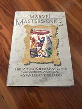 Lote The Amazing Spider-Man Marvel Masterworks 4 Tomos