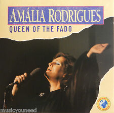 Amalia Rodrigues - Queen of Fado (CD, SPA, Portugal) VG++