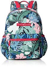 Tommy Hilfiger Basic Nylon Backpack Print Zaini Unisex Bambini Grün (floral