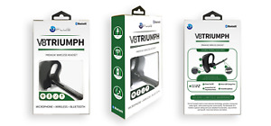Bluetooth Wireless Headset Stereo Headphone Earphone Sport Handfree-V8 Triumph