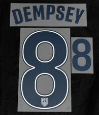 USA Copa America Dempsey 8 Football Shirt Name/number Set Home Sporting ID