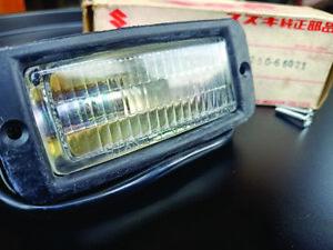 *SUZUKI LJ10 LJ20 LJ50 LJ50-2 LJ51 LJ80 LJ L61 REVERSE BACK UP LAMP GENUINE
