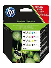 HP Original 932XL 933XL OfficeJet 7510 Wide Format e All in one Ink Cartridges