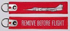 Schlüsselanhänger F-104 Starfighter - Remove Before Flight .......R1108