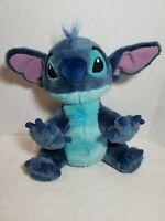 "Stitch Disney Store Lilo & Stitch Soft Plush Stuffed Animal Toy 15"" Play Doll"