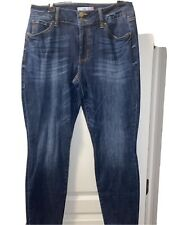 Cabi #3938 Cinch Skinny Jeans-size 12- Fall'20/NWOT