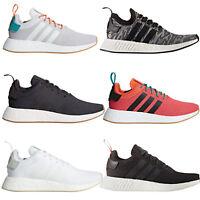 adidas Originals NMD R2 Nomad Herren-Turnschuhe Sneaker Boost-Schuhe Halbschuhe