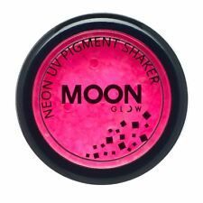 Moon Glow - Neon UV Pigment Shakers / Loose Eye Dust - for face, body & nails