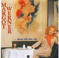 """12"""" Margot Werner ... denn so bin ich (Cafe Größenwahn) 80`s Bellaphon"""