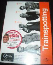 Trainspotting (Ewan McGregor) (Australia Region 4) DVD – New