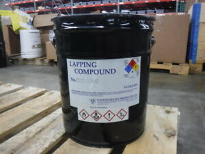 UNITED STATES PRODUCTS CO. Crystolon Lapping Compound 5 Gallon GSC-1200 (STK)