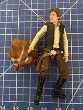 Star Wars Black Series Heroes of Endor Loose Han Solo Leia Luke Skywalker