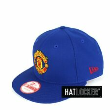 New Era - Manchester United FC Team Logo Royal Snapback