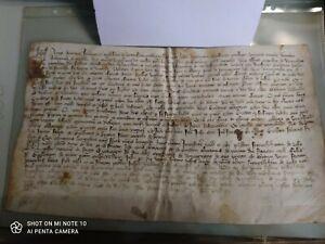 Pergamena Investitura 1344