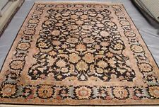 "Karastan 700-703 Carpet Isfanann 100% Wool Area Rug 8'8"" x 12' Excellent"